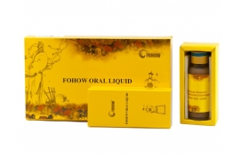 Cordyceps Fohow Oral Liquid 4x30 ml