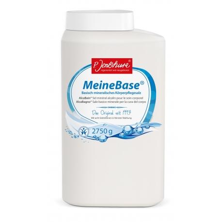 Sól Zasadowa Meine Base – Jentschura 2750 gram