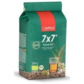 Herbata ziołowa 7x7 250 gram - Jentschura