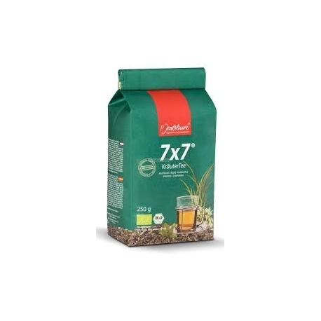Herbata ziołowa 7x7 - Jentschura 250 gram