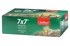 Herbata ziołowa 7x7 100 saszetek - Jentschura