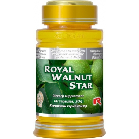 Royal Walnut Star - Star Life