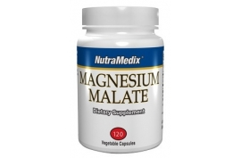 Magnesium Malate 120 kaps. NutraMedix