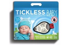 Tickless Baby Beige - bezpieczna ochrona przed kleszczami