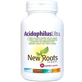 New Roots, Acidophilus Ultra 30 kapsułek