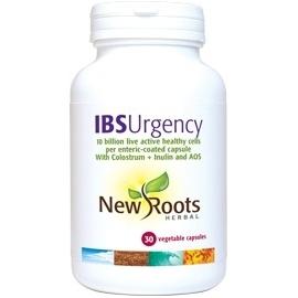 New Roots, IBS Urgency 30 kapsułek