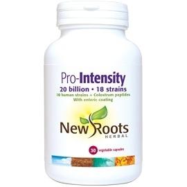 New Roots, Pro-Intensity, 30 kapsułek