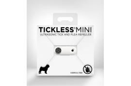 Tickless Mini White - bezpieczna ochrona przed kleszczami