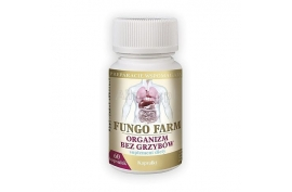 Fungo Farm - organizm wolny od grzybów, 60 kapsułek