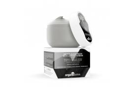 Maska algowa detox z aktywnym węglem 200 ml, Organic Series