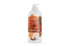 Naturalny olejek do ciała o zapachu migdałów 500 ml, Organic Series
