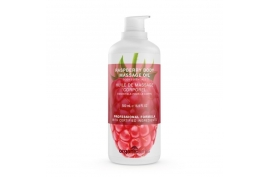 Naturalny olejek do ciała o zapachu malin 500 ml, Organic Series