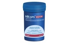Bicaps Biotin 60 kapsułek, Formeds