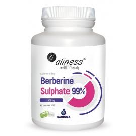 Berberine Sulphate 60 kapsułek Aliness