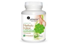 Methylo Folian 100 kapsułek Aliness