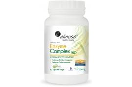 Enzyme Complex Pro 90 kapsułek Aliness