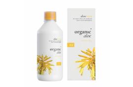 Aloe vera z sokiem z mandarynki i opuncji figowej Organic Life