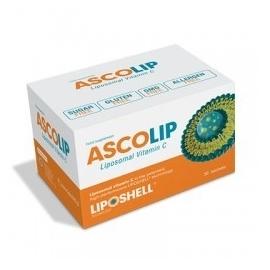 Ascolip liposomalna witamina  C – 30 saszetek