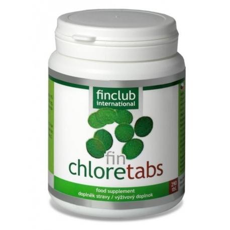 Chloretabs Fin Club 290 tabletek