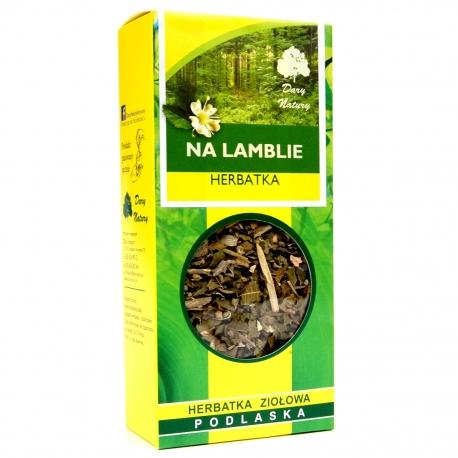 Herbatka na Lamblie 50 g Dary Natury