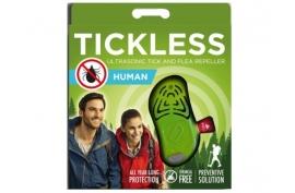 Tickless Human Green - ochrona przed kleszczami