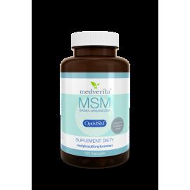 Medverita, MSM siarka organiczna, 120 kapsułek