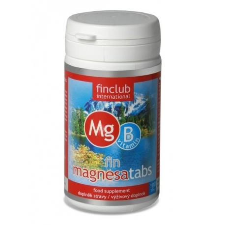 fin Magnesatabs 100 tabletek