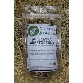 Mieszanka Adaptogenna - mieszanka ziół 100g, Zielarnia Suwalska