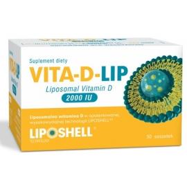 VITA-D-LIP liposomalna witamina D 2000 IU 30 saszetek